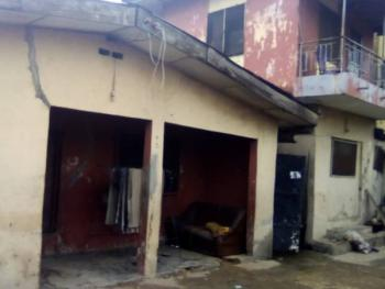 a Bungalow and a Storey Building Sitting on 422sqm Land, Aguda, Surulere, Lagos, Detached Bungalow for Sale