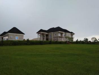 Tastefully Built Hilltop 7bedrooms Duplex, with Bq, Ogba Road, Off Airport Road, Benin, Oredo, Edo, Detached Duplex for Sale