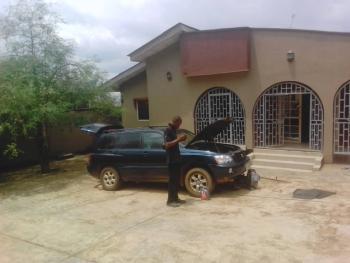 6 Bedroom Bungalow, Everbest Bus Stop, Meiran Road., Meiran, Agege, Lagos, Detached Bungalow for Sale