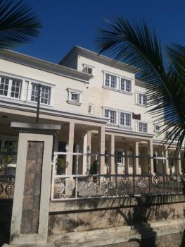 4 Bedroom Duplex with a Self Contained Boysquarter, Utako, Abuja, Semi-detached Duplex for Rent