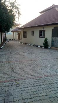 Luxurious 3 Bedroom Fully Detached Bungalow with 2rooms Bq, Ensuite, Ideally for Residence/ Office, Utako, Abuja, Flat for Rent