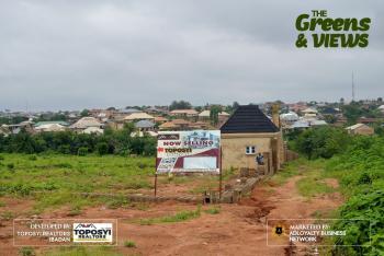 Land, The Greens & Views, Arapaja, Akala Expressway, Ibadan, Oyo, Residential Land for Sale