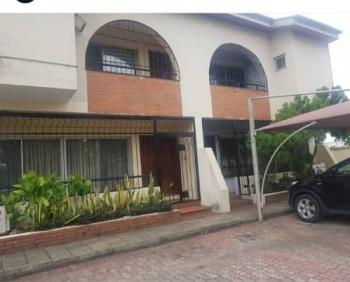 Brand New Luxury 4 Bedroom Serviced Terrace Duplex Plus Bq  with Air Conditioning , Fully Fitted Kitchen, Glover Road, Old Ikoyi, Ikoyi, Lagos, Terraced Duplex for Rent