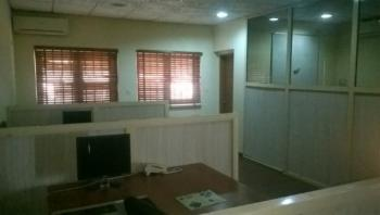 a Nicely Furnished  and Fully Serviced 50sqm Office in a Nice Area, Awuse Estate, Off Salvation Road, Opebi, Ikeja, Lagos, Office Space for Rent