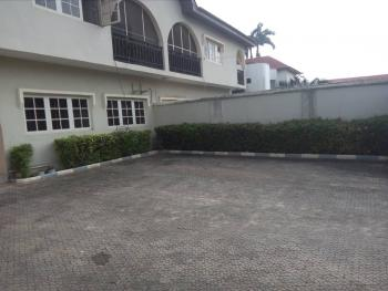 a Well Maintained and Massively Built 4 Bedroom Semi Detached House with Bq, Ensuite with Visitors Convenience, Off Joel Ogunaike Street, Ikeja Gra, Ikeja, Lagos, Semi-detached Duplex for Rent