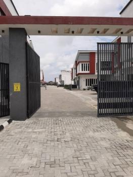 Newly Built 4 Bedroom Ensuite Semi-detached Duplex with Bq, Before Vgc, Lekki Expressway, Lekki, Lagos, Semi-detached Duplex for Sale