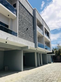 Exquisite 5 Bedroom Luxury Terraced Duplex with a Domestic Room Plus Swimming Pool, Off Admiralty Way, Lekki Phase 1, Lekki, Lagos, Terraced Duplex for Sale