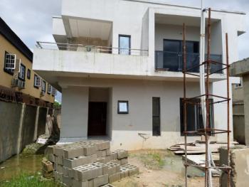 Distress 4 Bedroom Fully Detached Duplex with Bq, Seaside Estate, Off Adoh Road, Badore, Ajah, Lagos, Detached Duplex for Sale