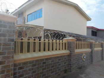 Modernly Renovated 3 Bedroom Duplex with Its Private Compound for Office Use, Area 2, Garki, Abuja, Semi-detached Duplex for Rent