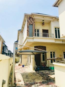 Spacious 4 Bedroom Semi-detached Duplex with a Domestic Room, Idado Estate Before Chevron, Idado, Lekki, Lagos, Semi-detached Duplex for Sale