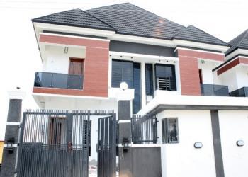 Lovely Spacious 5 Bedroom Semi-detached House, By Mega Chicken Restuarant, Ikota Villa Estate, Lekki, Lagos, Semi-detached Duplex for Sale