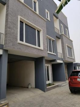 3 Bedroom Terraced with 2 Rooms Bq, Near Elevation Church, Before Shoprite, Jakande Traffic Light, Jakande, Lekki, Lagos, Terraced Duplex for Rent