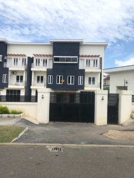 Luxury Four Bedroom Terrace Duplex, Babagida Kingibe Street, Off Nasir Elruf.., Guzape District, Abuja, Terraced Duplex for Sale