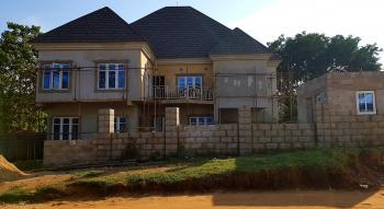 New 5 Bedroom Duplex with Bq, By Gaduwa Estate Gate, Gaduwa, Abuja, Detached Duplex for Sale