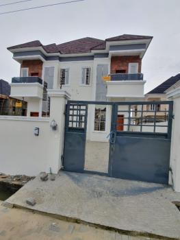 New 3 Bedroom Semi Detached Duplex with Bq for Sale at Chevron Lekki Lagos, Chevy View Estate, Lekki, Lagos, Semi-detached Duplex for Sale