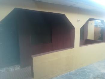 a Luxury Room and Parlour Self Contained Flat with Floor Tiles, Separated Balcony and Building in an Estate, Oke-ira, Ogba, Ikeja, Lagos, Mini Flat for Rent