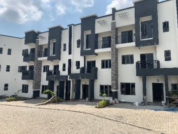 Dazzling 4 Bedroom Terraced Duplex, Wuye, Abuja, Terraced Duplex for Sale