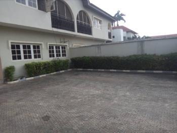 4 Bedroomm Duplex with 2 Rooms Bq, Micheal Otedola, Ikeja Gra, Ikeja, Lagos, Semi-detached Duplex for Rent