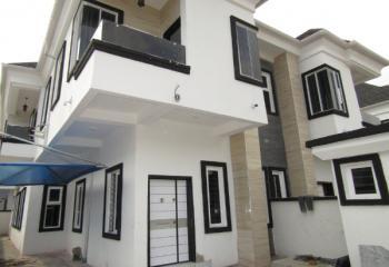 Brand New Luxury Four (4) Bedroom Semi-detached Duplex with Boys Quarters, Chevy View Estate, Lekki, Lagos, Semi-detached Duplex for Sale