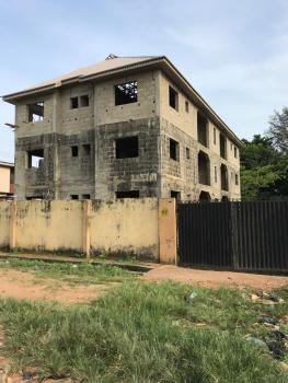 Block of 6 Units 3 Bedroom Flat Roof with Aluminium, Remaining Finishing, Off Ori Oke Bus Stop, Ejigbo, Lagos, Block of Flats for Sale