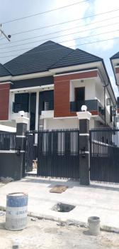 Spacious Tastefully Finished Brand New 4 Bedroom Duplex with Bq, Mega Chicken, Ikota Villa Estate, Lekki, Lagos, Semi-detached Duplex for Rent