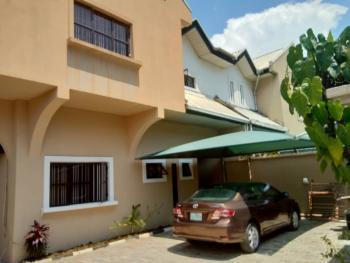 Fantastic Spacious 4 Bedroom Semi - Detached Duplex + Two Rooms Boys + Car - Port, Lekki Phase 1, Lekki, Lagos, Semi-detached Duplex for Rent