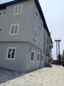 3 Bedroom Apartment Brand New, Secured Estate, Osapa, Lekki, Lagos, Flat for Rent