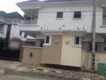 Nicely Built and Well Finished 4 Bedroom Duplex with a Room Bq, Osapa, Lekki, Lagos, Semi-detached Duplex for Rent