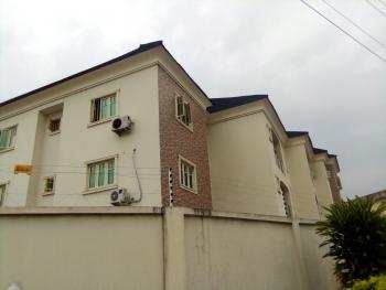 Luxury 3 Bedroom Flat + 1bq, Inside an Estate, Agungi, Lekki, Lagos, Flat for Rent