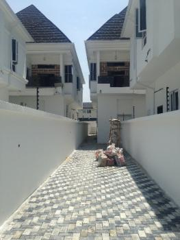Newly Built and Well Finished 4bedroom Detached Duplex with a Room Bq, White Oak Estate, Ologolo, Lekki, Lagos, Detached Duplex for Sale