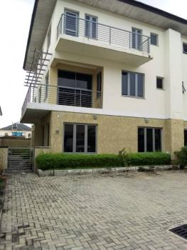 Luxury 4 Bedroom Semi Detached Duplex with a Room Bq, Off Admiralty, Lekki Phase 1, Lekki, Lagos, Semi-detached Duplex for Rent