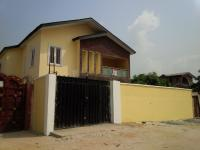 Brand New, Well Finished And Spacious 4 Bedroom Fully Detached House With Boys Quarters, Ajah, Lagos, 4 Bedroom Detached Duplex For Sale