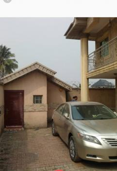 Duplex with 2 Three Bedroom and Gate House, Lasisi Ige St Off Governor Rd, Shasha, Alimosho, Lagos, Terraced Duplex for Sale