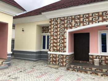 Luxury 3 Bedroom Fully Detached Bungalow with a Room Bq Now Available, Gwarinpa, Abuja, Detached Bungalow for Sale