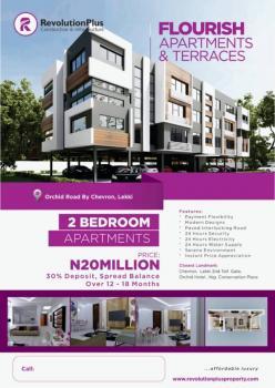 2 Bedroom Flat for Sale in Chevron Lekki, Orchid Hotel Road By Chevron, Lekki Phase 2, Lekki, Lagos, Block of Flats for Sale