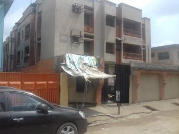 a Block of 9 Units of 3 Bedroom Flat and 1 Unit of 4 Bedroom Flat (pent House), Sanya, Surulere, Lagos, Block of Flats for Sale