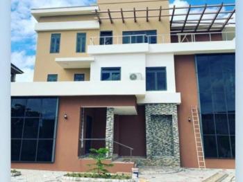 a 5 Bedroom Detached Duplex with a Room Bq Sitting on 1000.40sqm Land, Guzape District, Abuja, Detached Duplex for Sale