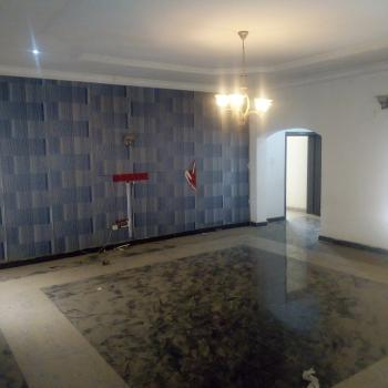 a Spacious and Well Finished 3 Bedroom Apartment with Bq, Mabuchi, Abuja, Flat for Rent