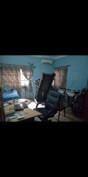 a Room in a Shared Apartment, Gra, Magodo, Lagos, Self Contained (single Rooms) for Rent