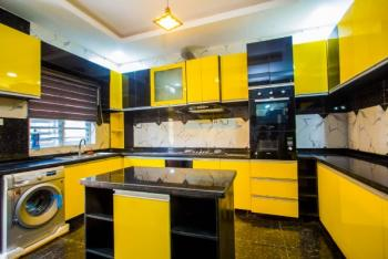 Newly Built Smart 5 Bedroom Fully Detached with a Bq, Buena Vista Estate, Chevy View Estate, Lekki, Lagos, Detached Duplex for Rent