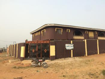 Storey Building with Block of 10 Flats with C of O, Amadiyha Bus Stop Ijede, Ikorodu, Lagos, Block of Flats for Sale