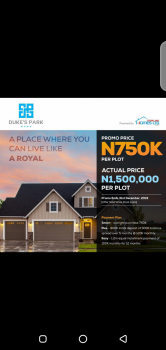 Give Away Price for Land, Obafemi Owode, Ogun, Residential Land for Sale