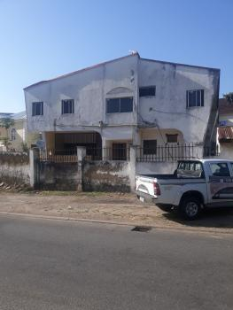 Old Demolishable Detached Houses + Domestic Quarters with  Large Space, Off Ibb Boulevard Way, Maitama District, Abuja, House for Sale