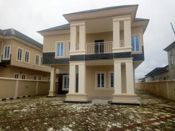 Newly  Built Five(5) Bedroom Detached House with Separate Mini Flat Boys Quater, Awoyaya, Ibeju Lekki, Lagos, Detached Duplex for Sale