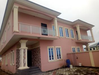 Newly Built Four(5) Bedroom Semi Detached House with Separate Mini Flat, Awoyaya, Ibeju Lekki, Lagos, Semi-detached Duplex for Sale