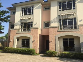 4-bedroom Terrace Duplex+ Bq at Jabi for Sale, Lake Road, Jabi, Abuja, Terraced Duplex for Sale