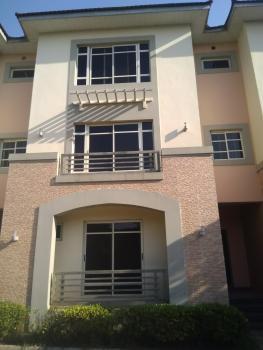 Luxury Four Bedroom Terrace Duplex, Jabi, Abuja, Terraced Duplex for Sale