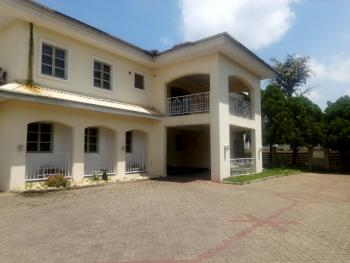 Spacious 5 Bedroom Fully Detached Duplex with 2 Room Guest Charlet, Maitama District, Abuja, Detached Duplex for Rent