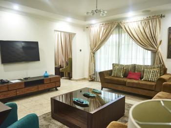 Exquisite 4 Bedroom Furnished Apartment, Off Castle and Temple Road, Lekki Phase 1, Lekki, Lagos, Flat Short Let
