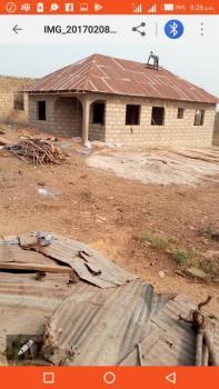 Uncompleted 3 Bedroom Flat, Orelope Community, Behind Gospel Baptist Church, Off Akinmorin Road, Oyo East, Oyo, Mini Flat for Sale